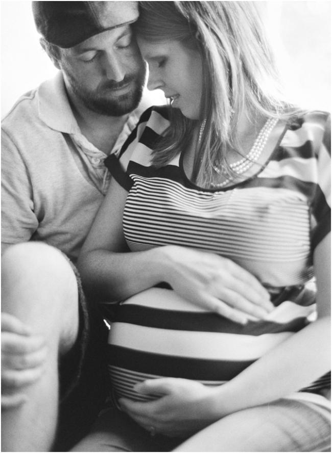 Eric Amp Deanna Indiana Maternity Photographer